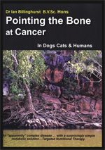 Pointing the Bone at Cancer: In Dogs, Cats & Humans