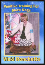 Positive Training for Show Dogs Dvd